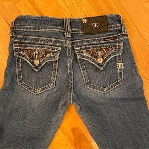 Miss Me Jeans Boot Cut Size 28